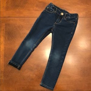 Toddler girl skinny jeans